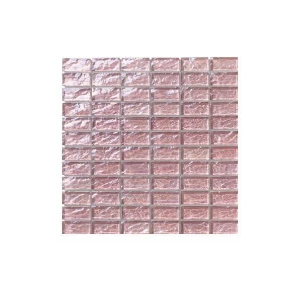 Mozaic Onde Rosa Antico R   MOSAICO+