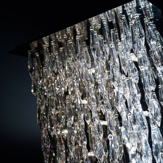 Aplica Crystalline Icicles   SWAROVSKI