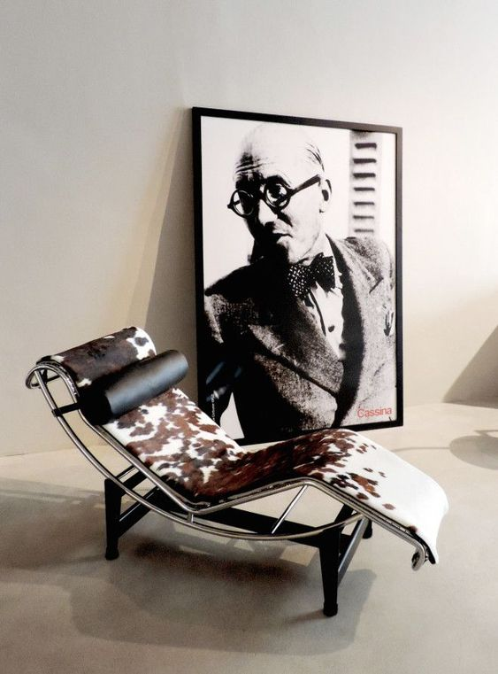 Sezlong by Le Corbusier | GREEN 900