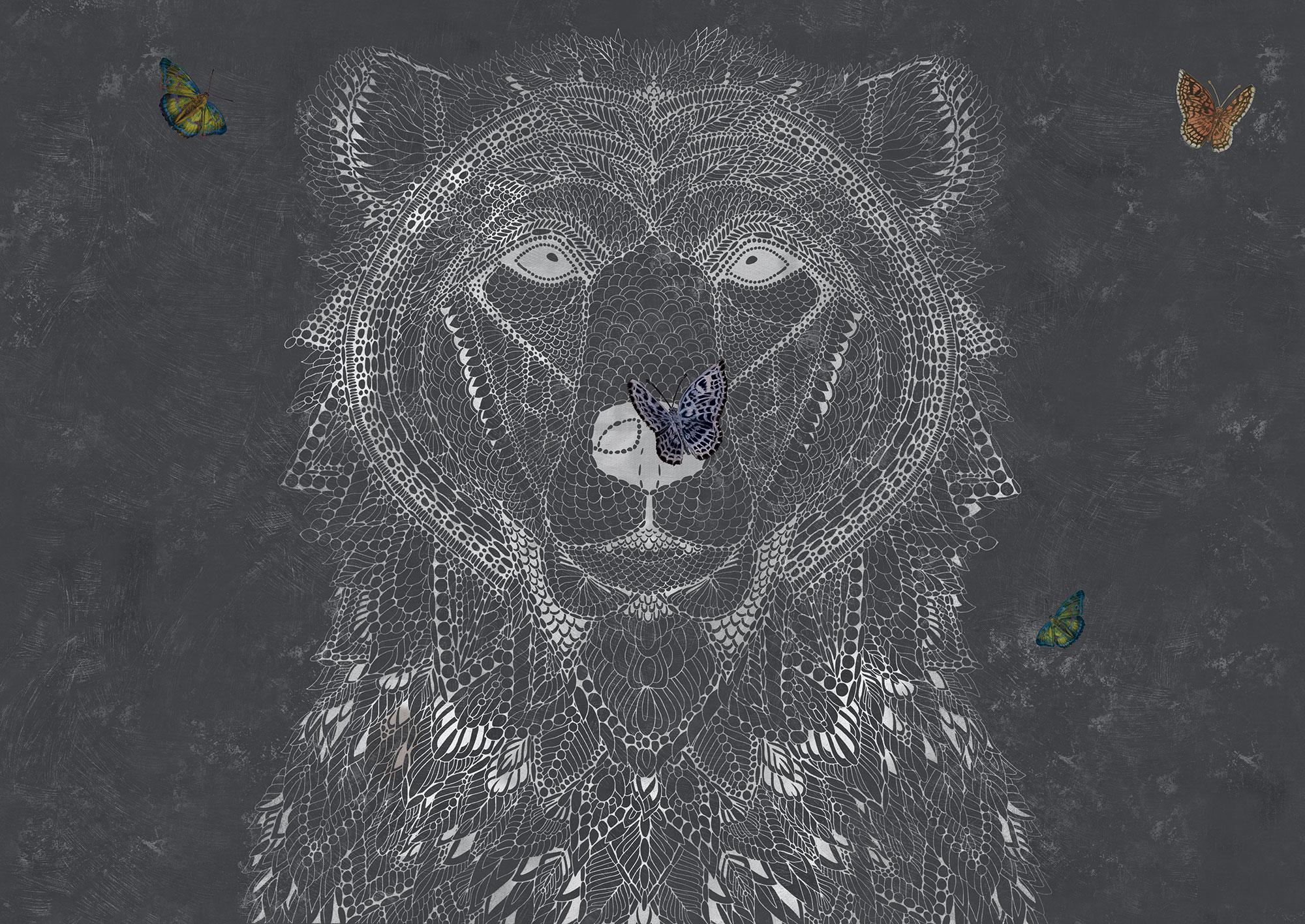 Tapet Ursidae | TECNOGRAFICA