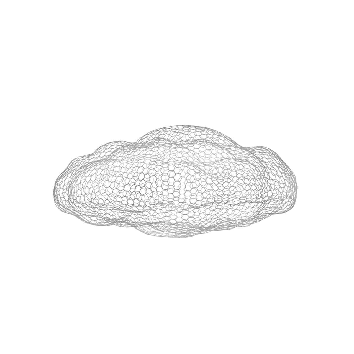 Decoratiune dormitor Clouds | MAGIS