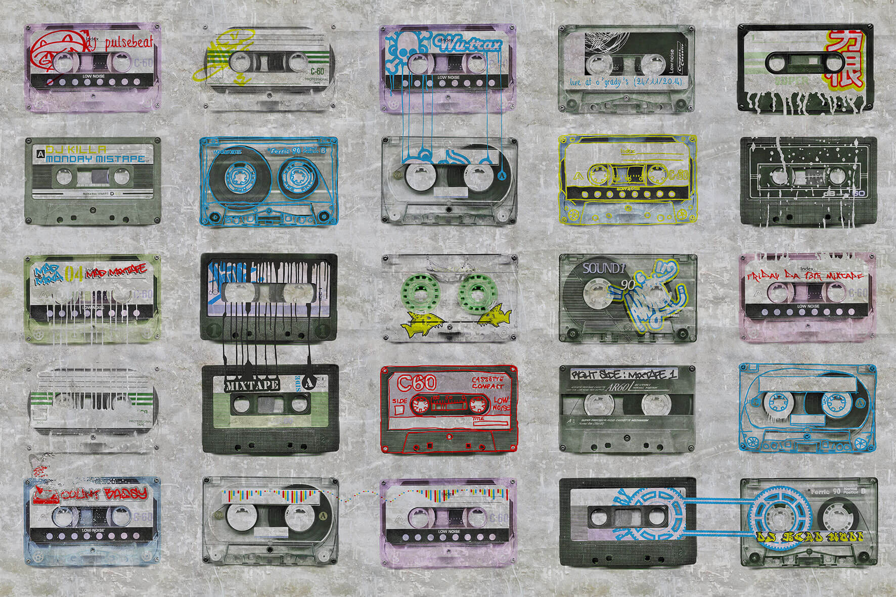 Tapet Mixtape   GLAMORA