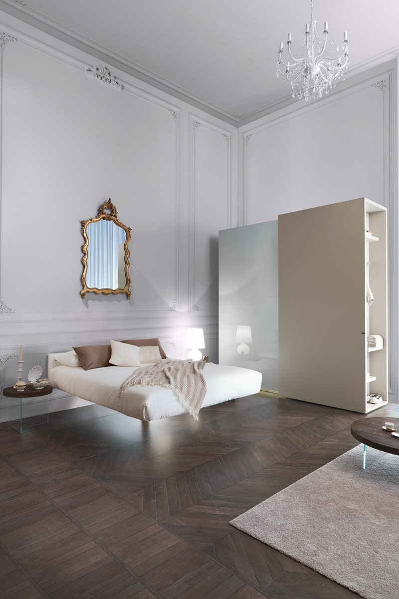 Dormitor Fluttua model 3 | LAGO