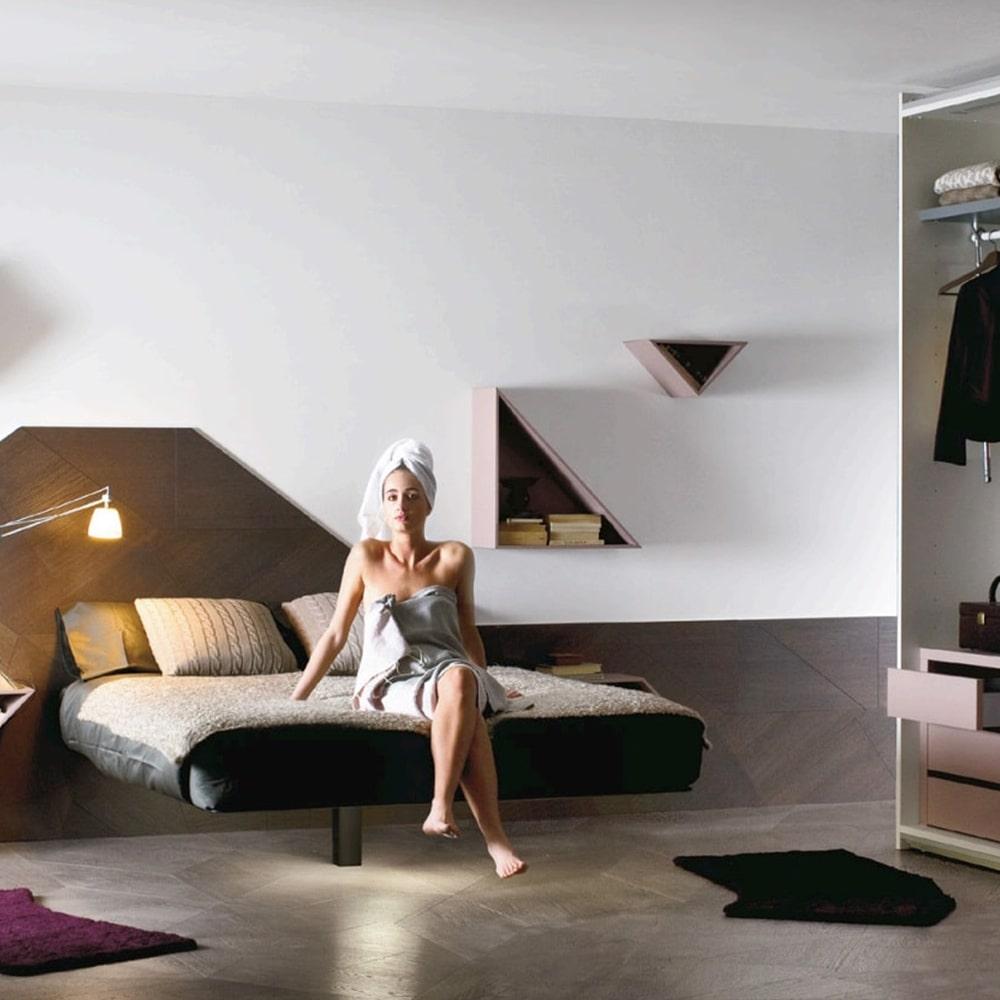Dormitor Fluttua model 2 | LAGO