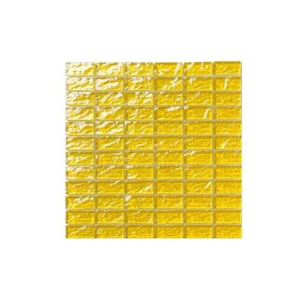 Mozaic Onde Giallo R | MOSAICO+