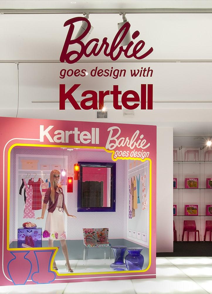 Barbie goes design | KARTELL