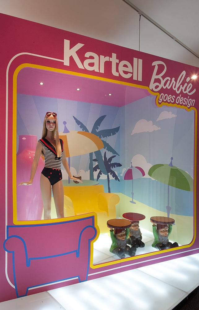 Barbie goes design | KARTELL