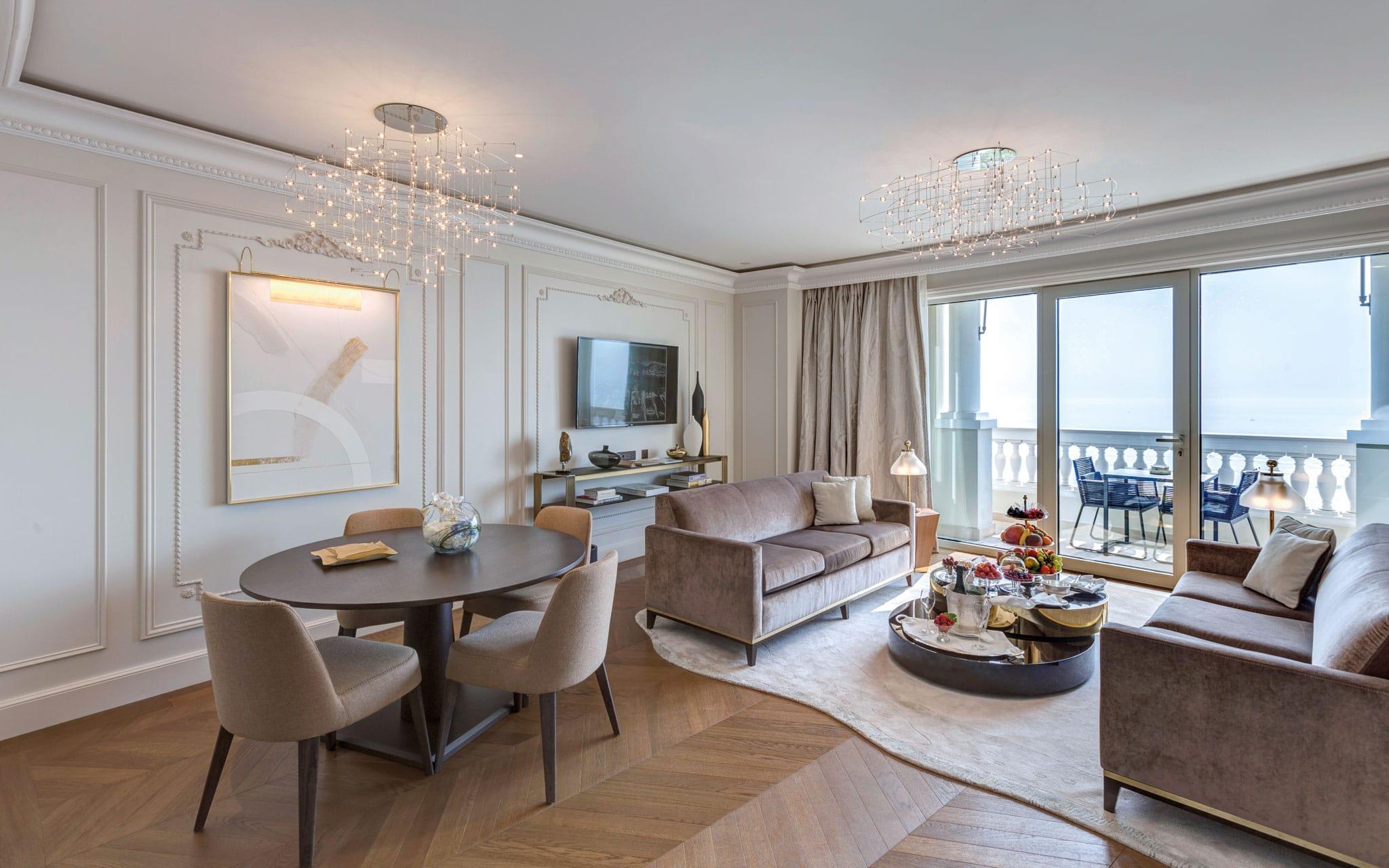 Hotel de Paris in Monaco | LISTONE GIORDANO