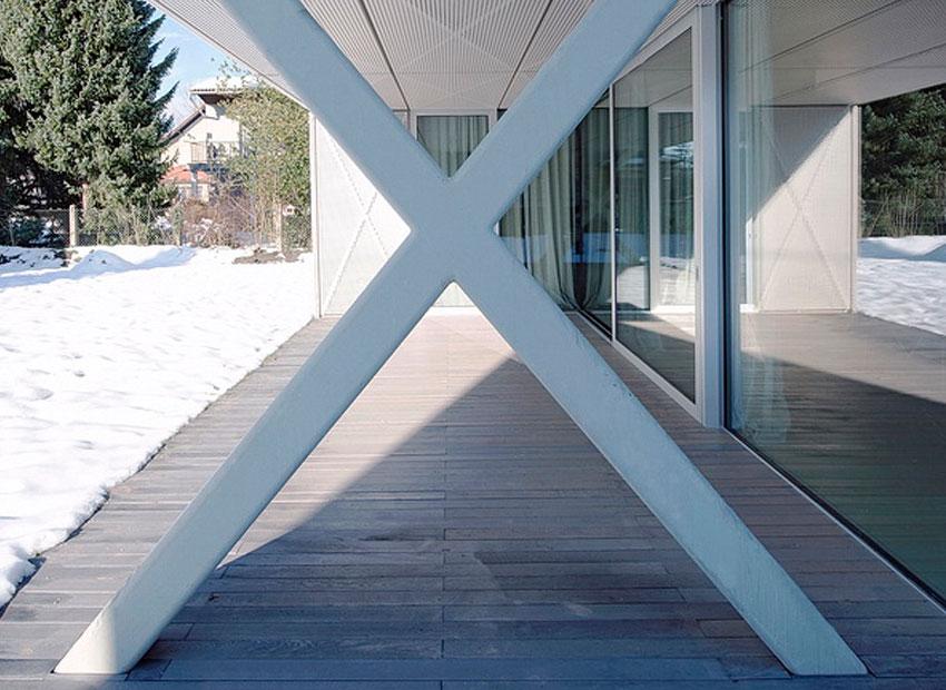 Villa Criss Cross Envelop | LISTONE GIORDANO