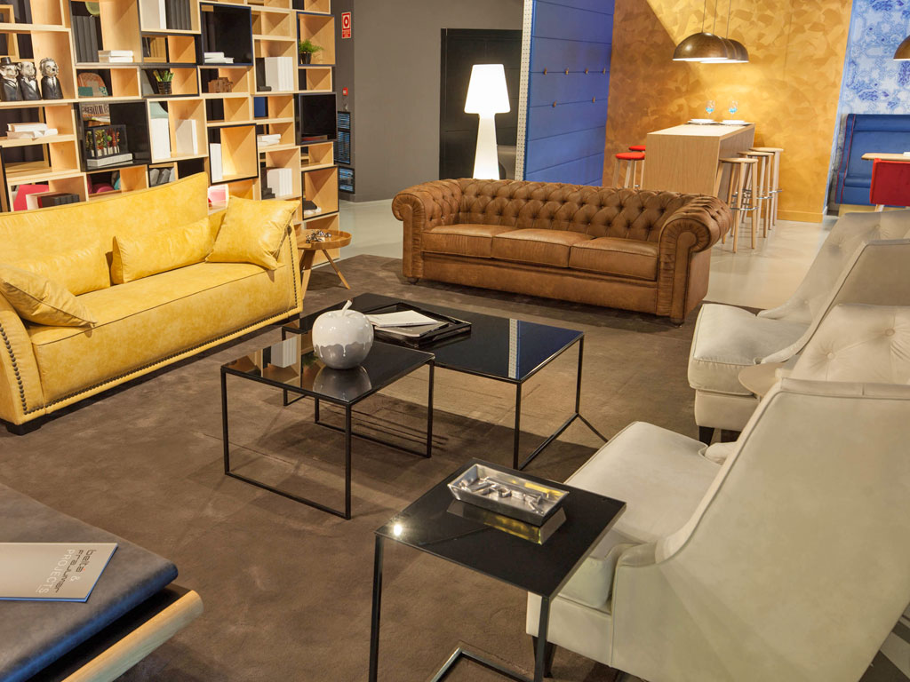 Showroom contract | BELTA & FRAJUMAR