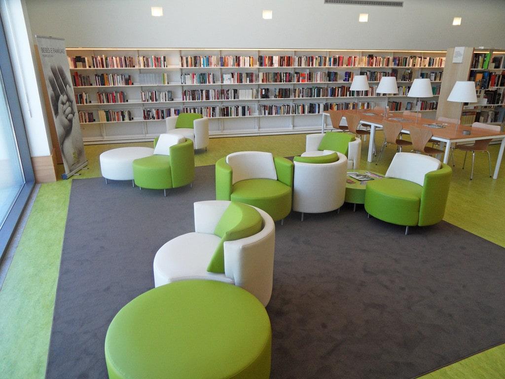 Albergaria Municipal Library   BELTA & FRAJUMAR