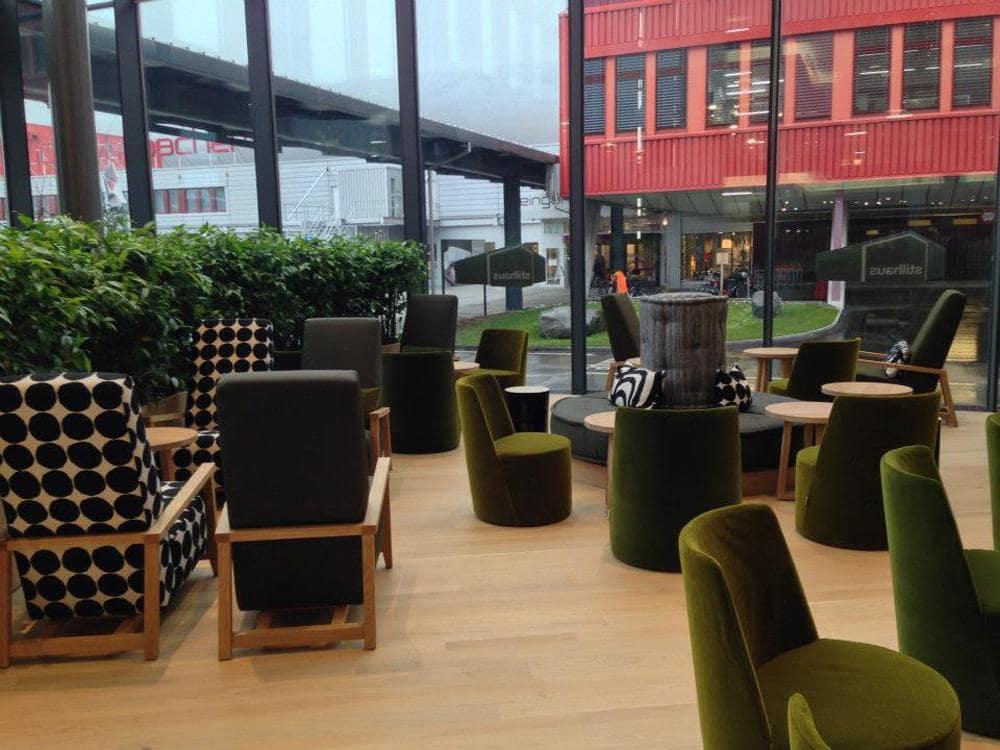 IOIY's Restaurant, Rothrist, Switzerland | CASAMILANO