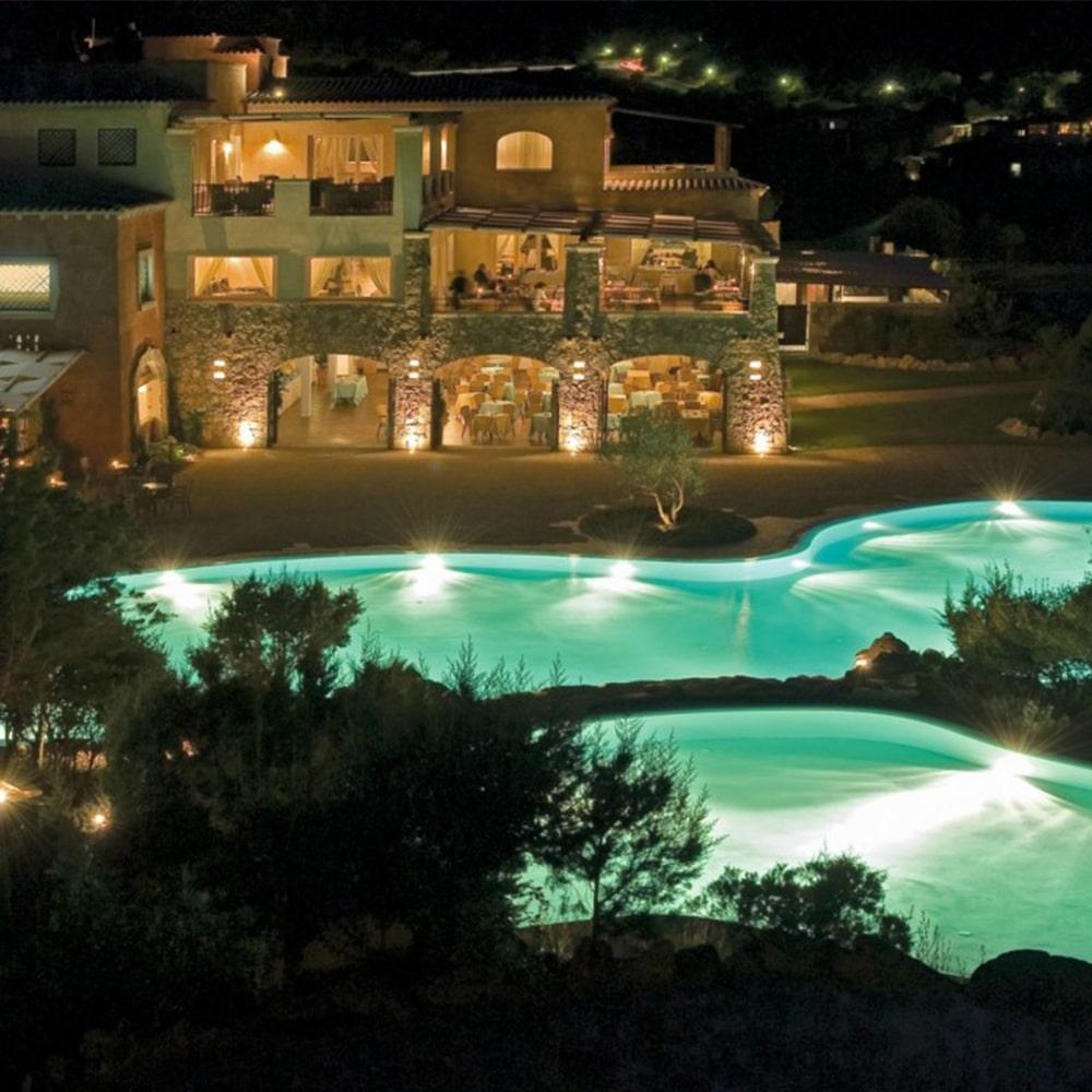 Colonna Pevero Hotel | QUINTI