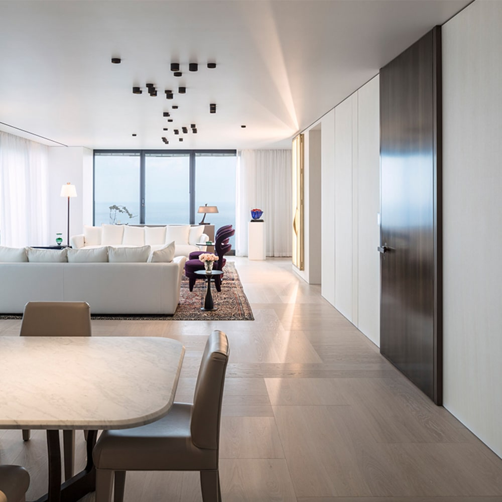 Luxury residence in Tel Aviv | LISTONE GIORDANO