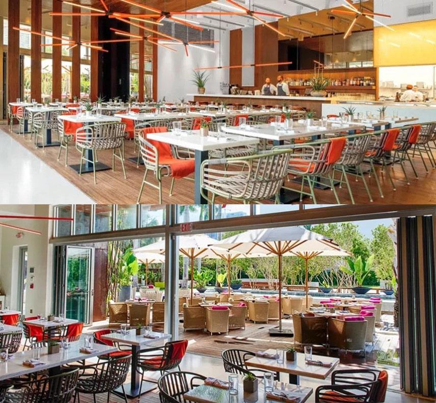 The Sacred Space Plant Miami Restaurant   HORM