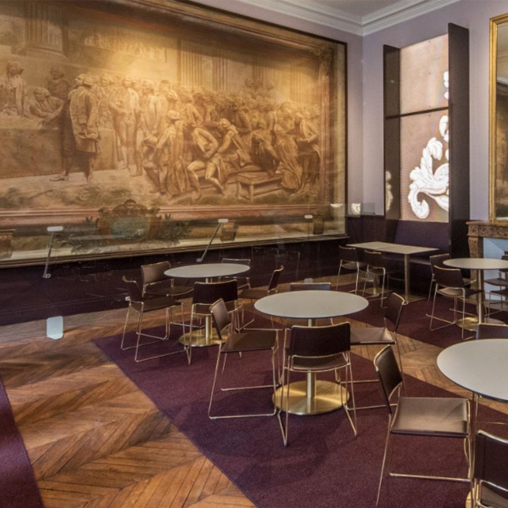 Grand Cafe d'Orleans, France | MIDJ