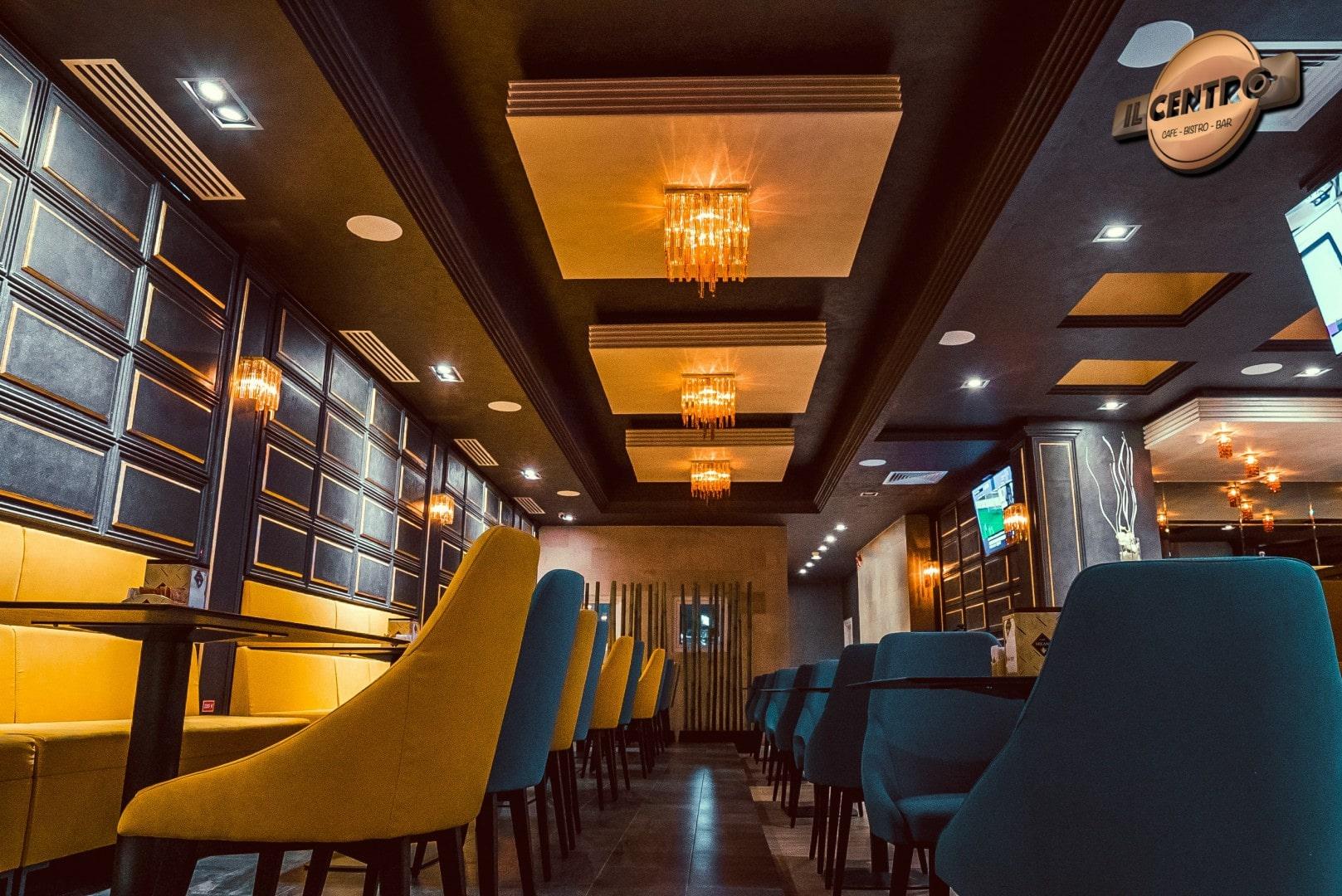 Il Centro Cafe | METALMOBIL