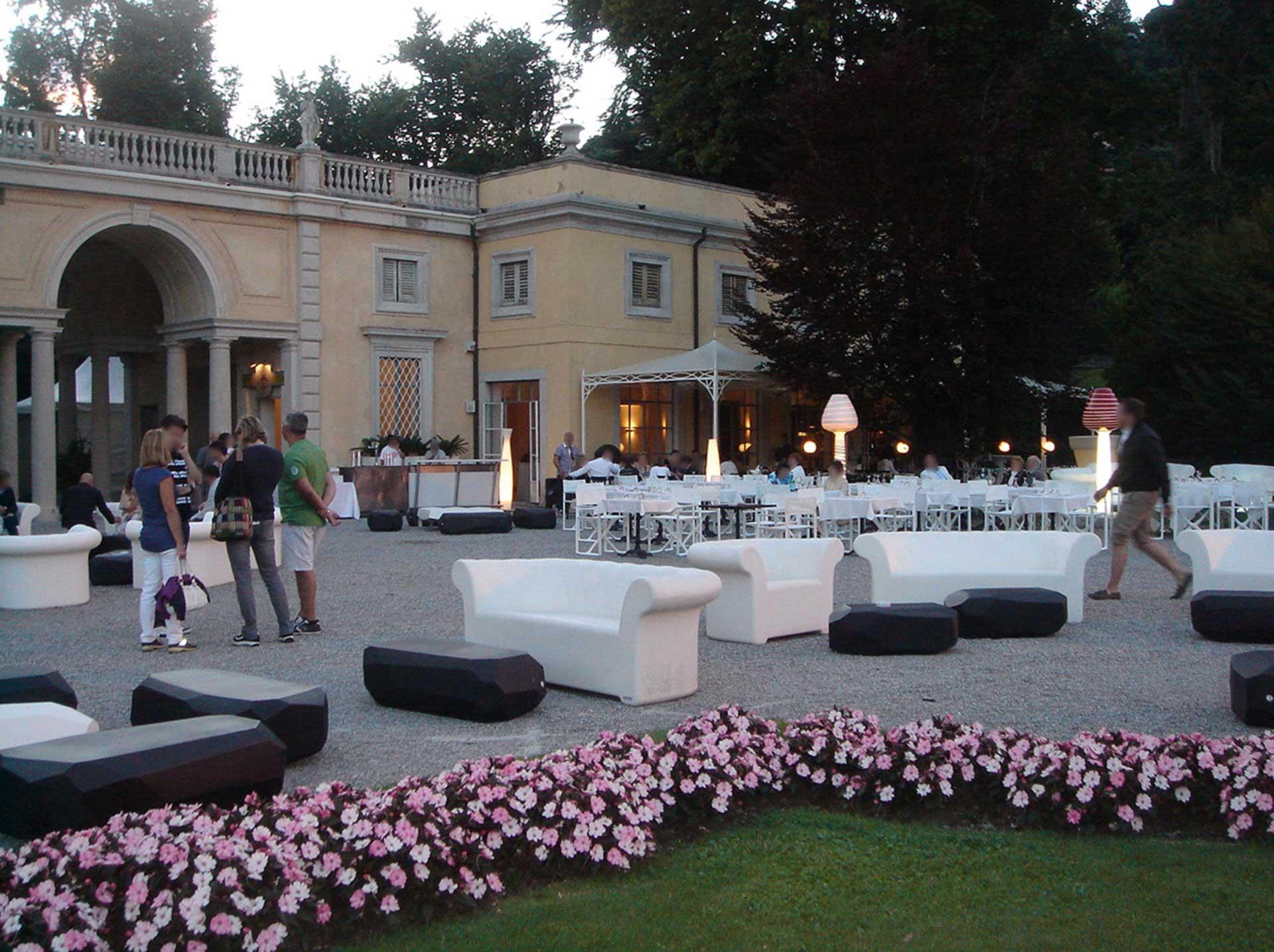 Villa Olmo   SERRALUNGA