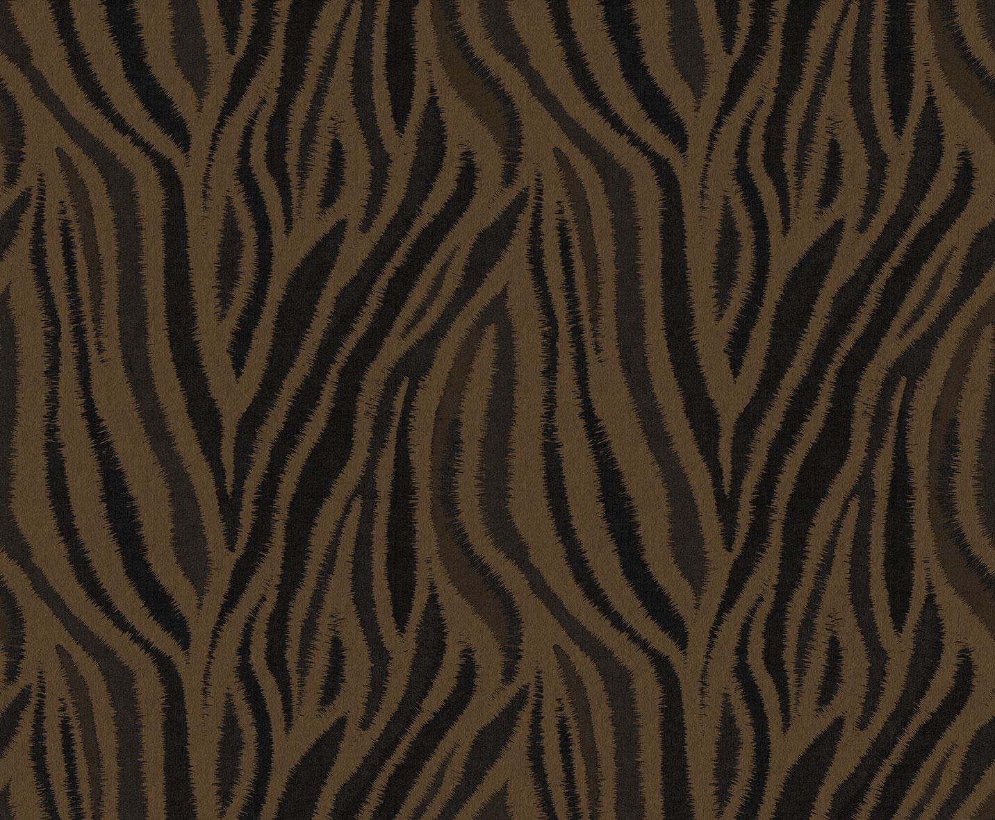 Tapet Primordial stripes | LONDON ART