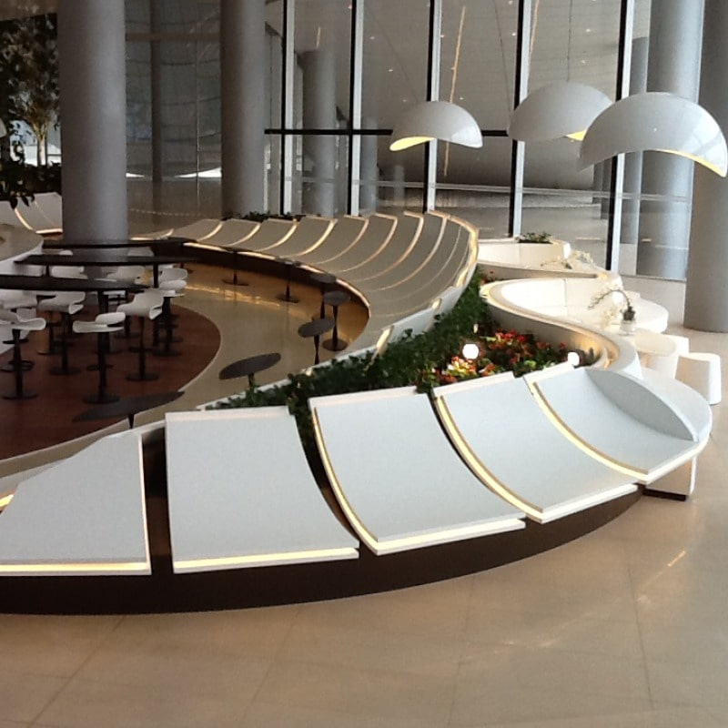Heydar Aliyev Center | FONTANA ARTE