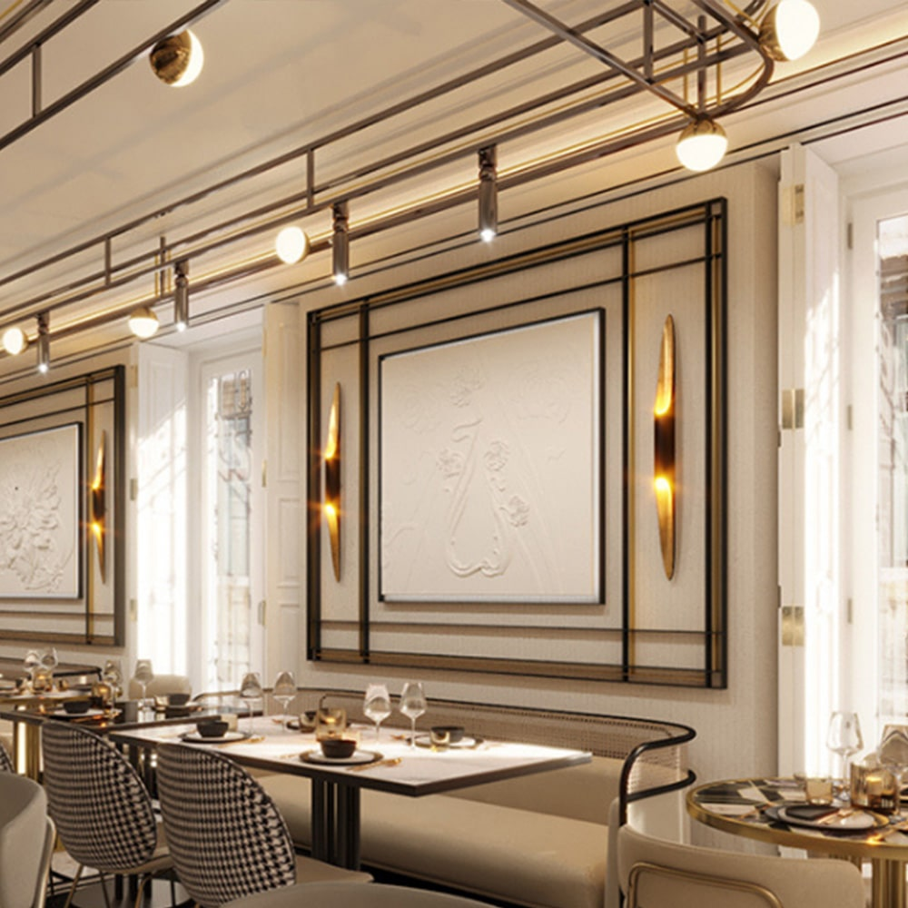 A Project For Kaymus Restaurant | ESSENTIAL HOME