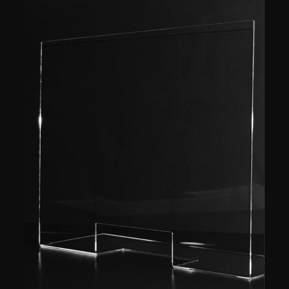 Panou separator din plexiglas