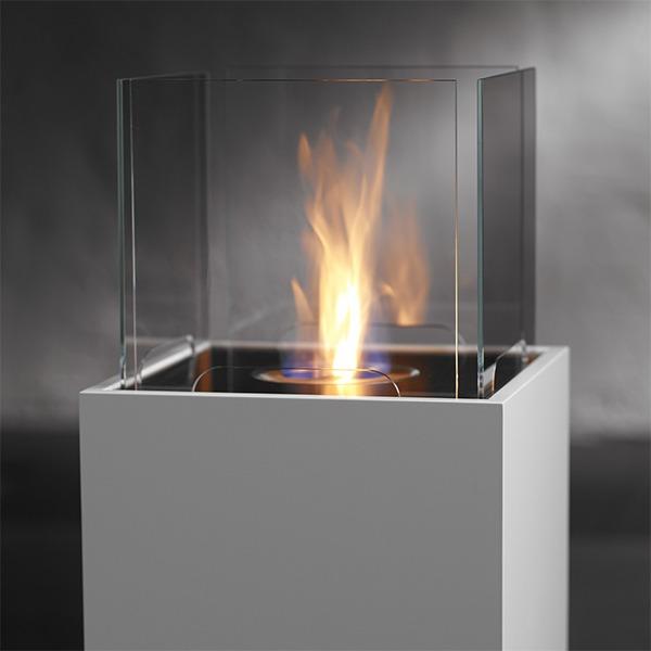 Semineu bioetanol Cube W3/B3 | SAFRETTI