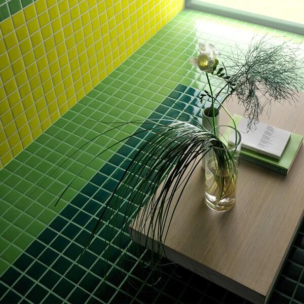 Mozaic Area25 Giallo | MOSAICO+