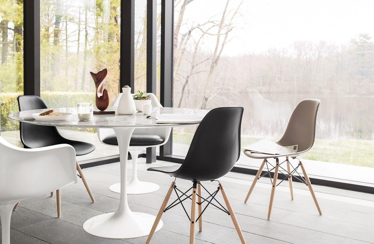 Masa Tulip by Eero Saarinen | GREEN 900