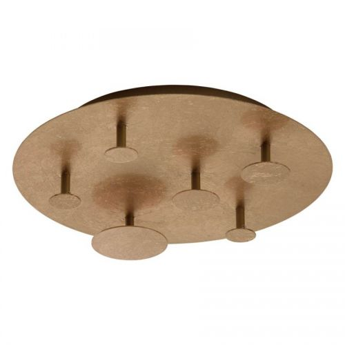 Plafoniera Lightstyle Golden Spin Wheel