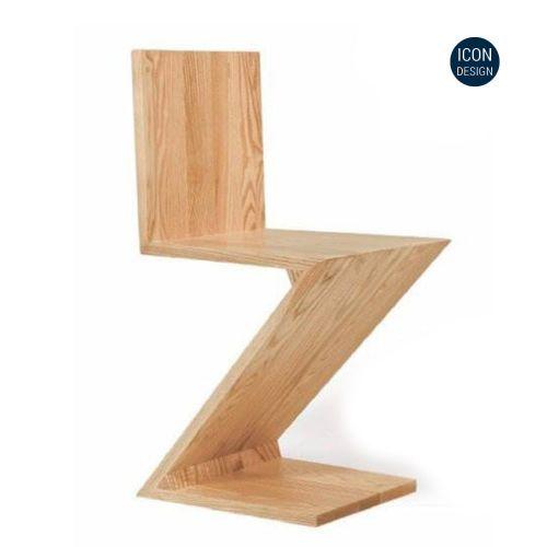 Scaun Zig Zag Rietveld | GREEN 900