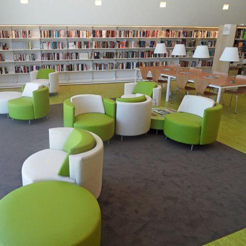 Albergaria Municipal Library | BELTA & FRAJUMAR