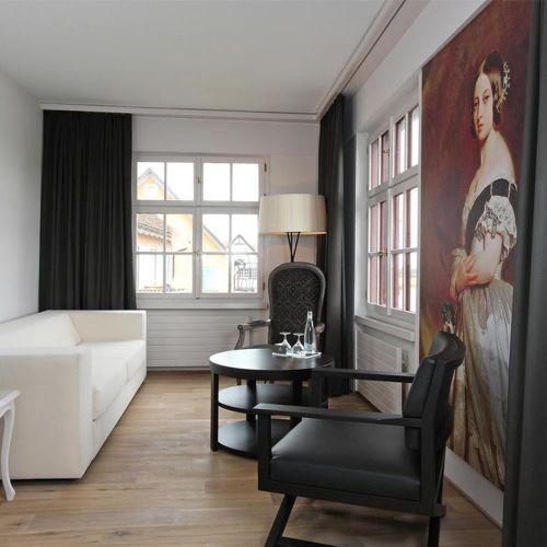 Hotel Die Krone, Gottlieben, Switzerland | CASAMILANO