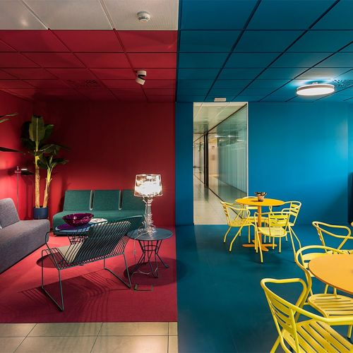 Isspaces Offices | BELTA & FRAJUMAR
