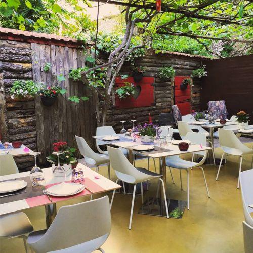 Parentesi Restaurant | METALMOBIL